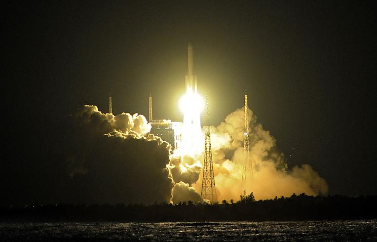 КНР ставит целью побить собственный рекорд поколичеству космических запусков