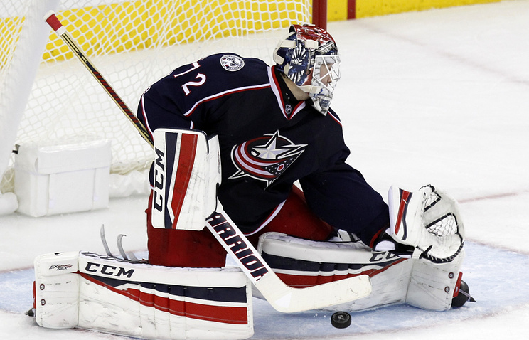 Бобровский одержал 14-ю победу кряду в постоянном чемпионате НХЛ