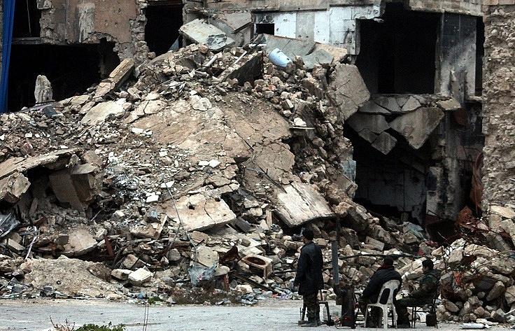 Уполномоченные Турции вкомиссии поперемирию вСАР установили 21 нарушение