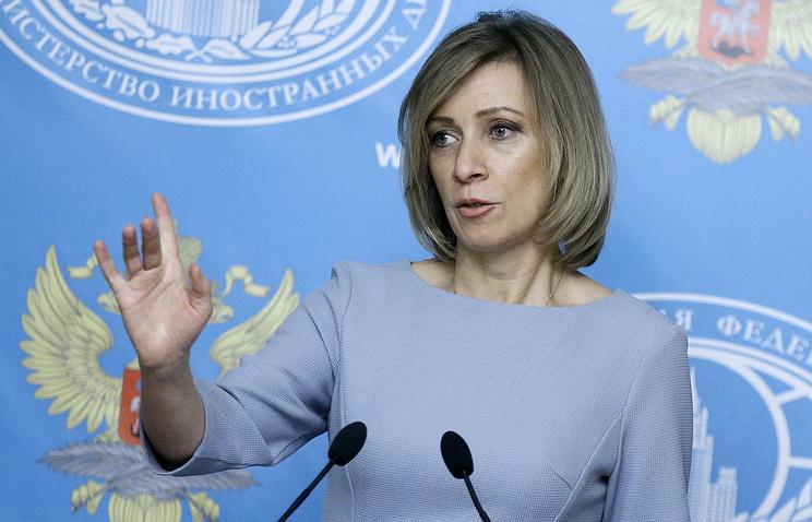 Захарова усомнилась винтеллекте американских силовиков