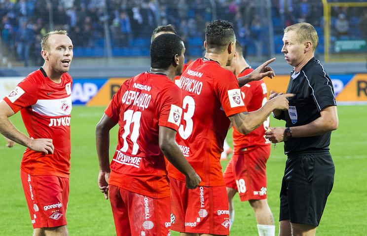 «Спартак» договорился опроведении матча с«Црвеной Звездой» вБелграде