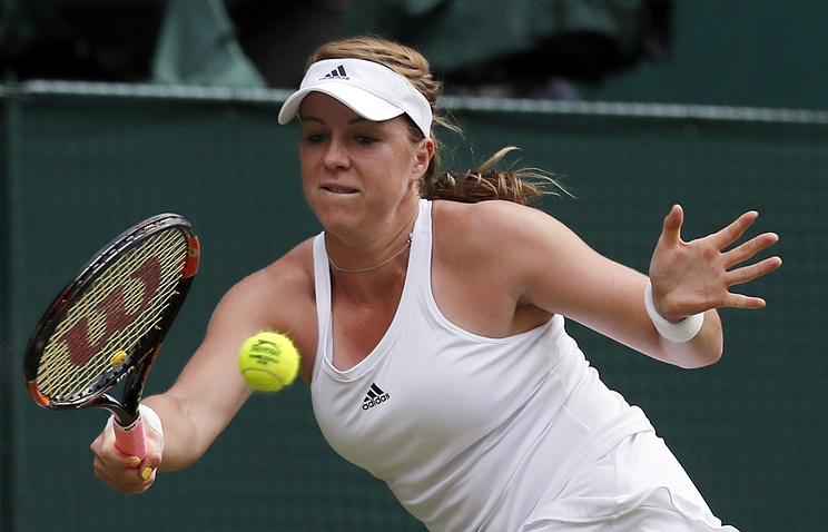 Павлюченкова выиграла у отчизной 1-ый круг турнира вАвстралии