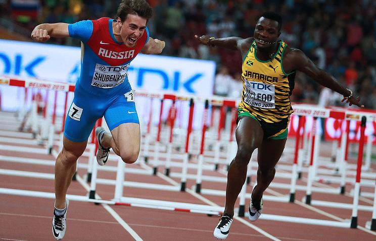 Легкоатлет Шубенков принял решение выступать под нейтральным флагом