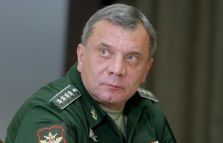 Заместитель министра обороны РФ Юрий Борисов
