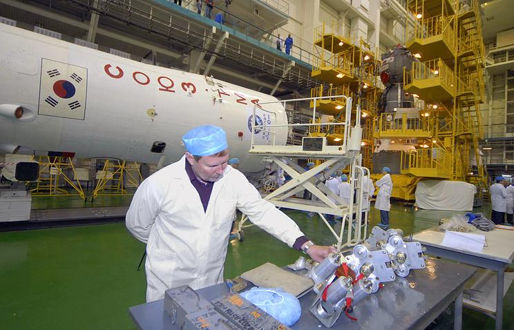 РКК «Энергия» сократит вдвое время доставки космонавтов наМКС