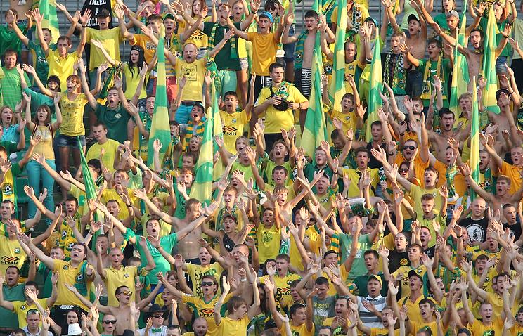 Футболисты «Кубани» пожаловались Мутко назадержки заработной платы ипригрозили расторгнуть договоры
