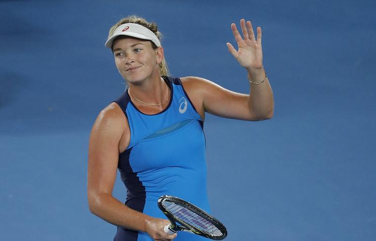 Павлюченкова уступила В. Уильямс в ¼ финала Australian Open