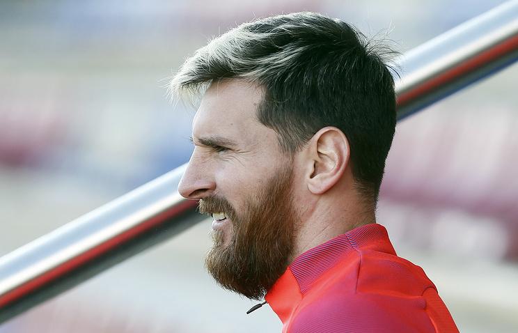 Барселона предложила Месси €40 млн в год
