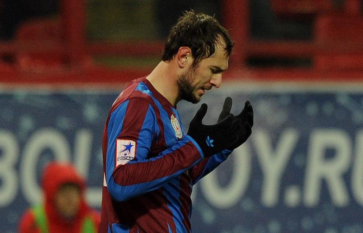 Асильдаров в 3-й раз стал игроком «Анжи»