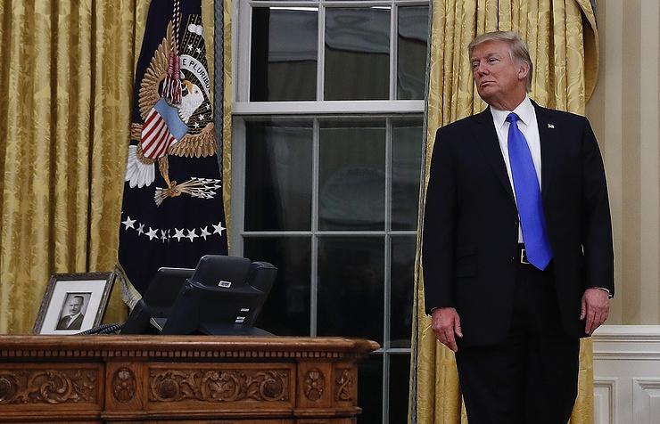 Трамп: «Яуважаю В. Путина , однако  это незначит, что мыполадим»