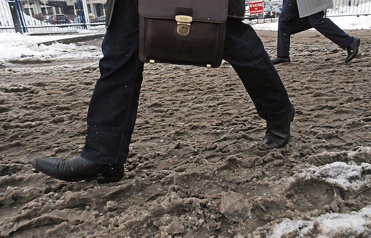 Мэрия Екатеринбурга потратит практически 2 млн руб. на исследование грязи