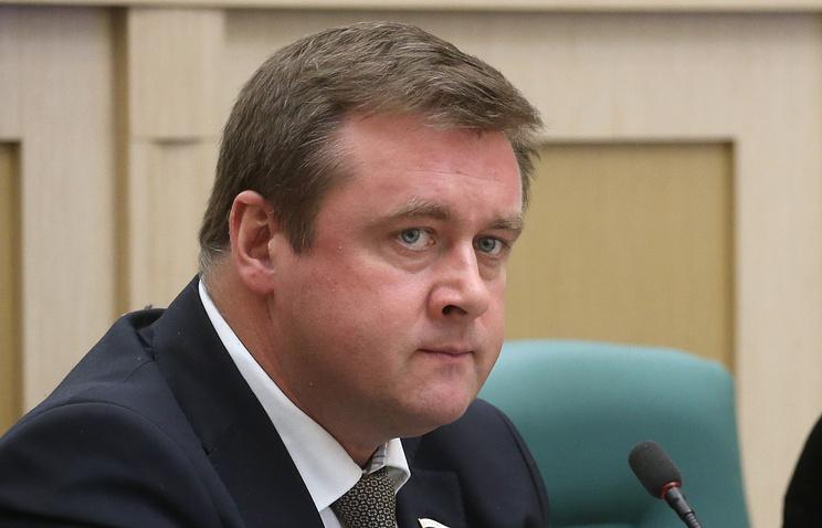 Владимир Путин назначил врио руководителя Рязанской области Николая Любимова