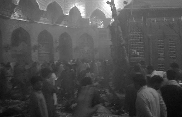 Крупный теракт вПакистане забрал  жизни неменее  70 человек