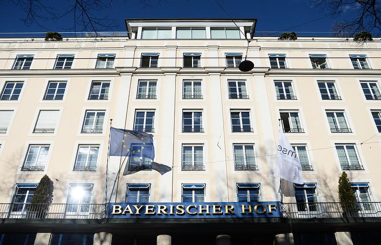 17-19февраля— Лавров примет участие вМюнхенской конференции побезопасности