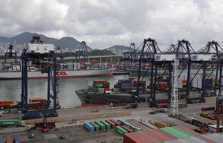 Контейнерооборот портов Финляндии за2016 год вырос на6,8%