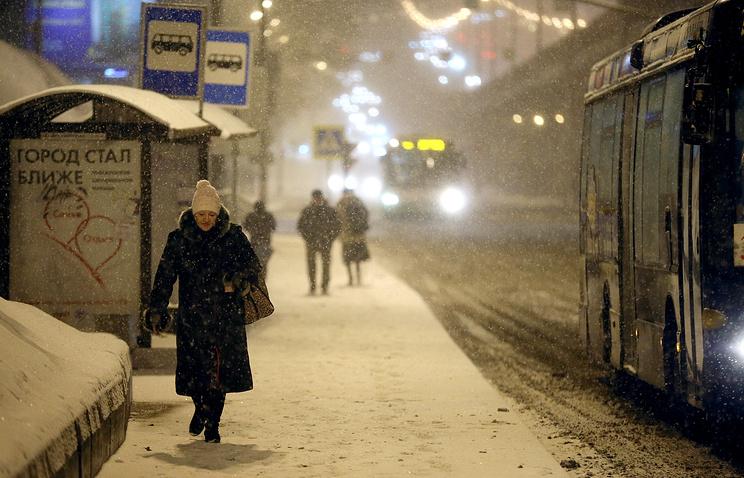 Заночь в российской столице выпало около 15 процентов месячной нормы осадков
