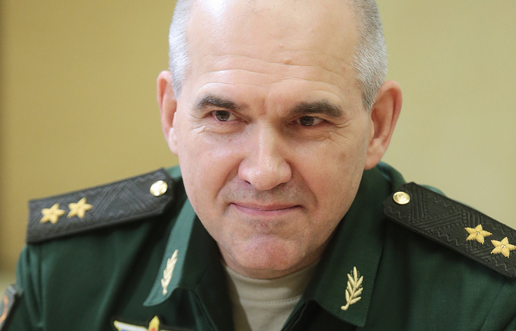 Путин поднял взвании генералов, отвечавших заоперацию вСирии