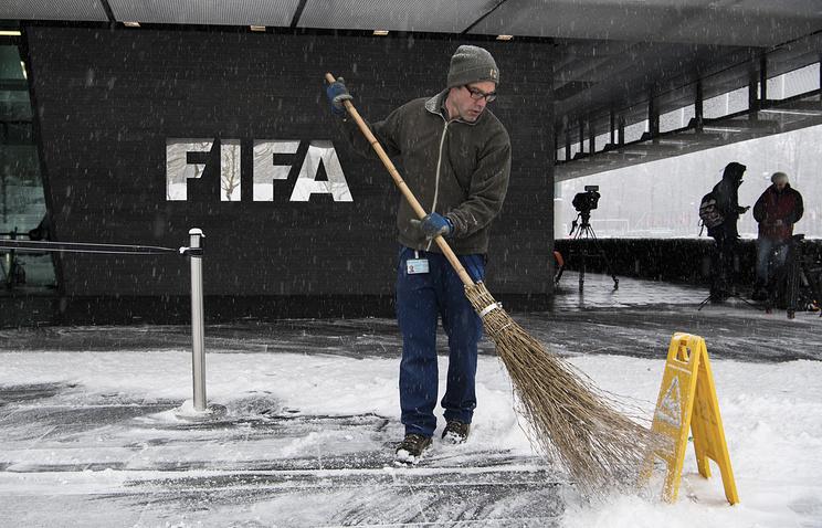 УФИФА проблемы споиском спонсоров передЧМ