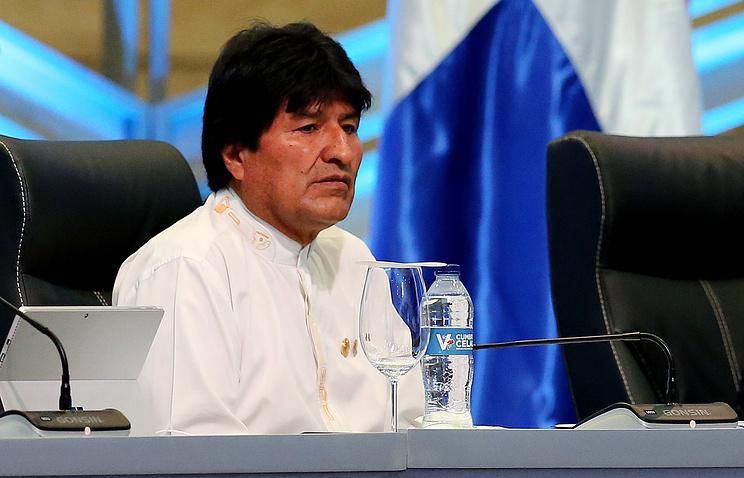 Кубинские медсотрудники необнаружили упрезидента Боливии серьезных заболеваний