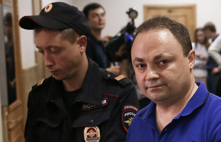 Мэр Владивостока Пушкарев отстранен отдолжности
