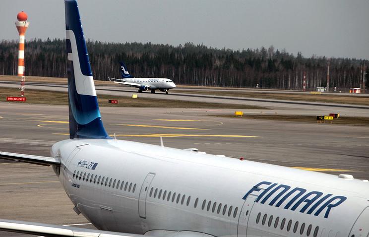 Вторую пятницу подряд Finnair отменяет рейсы вЭстонию иназад