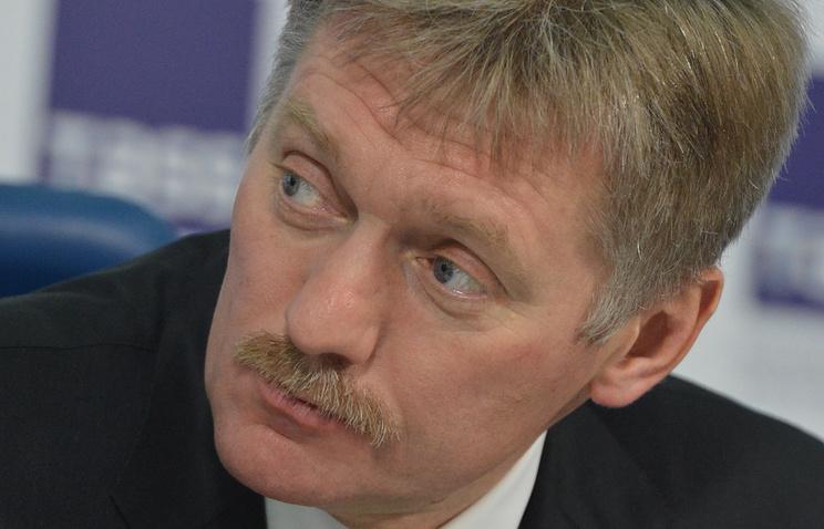 Песков: Кремль невмешивается вдействия следственных либо судебных инстанций