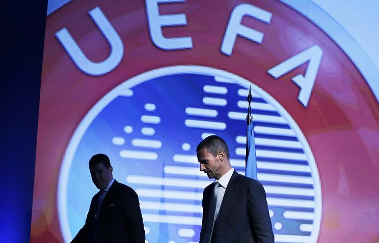 Президент УЕФА назвал «Ниву» насмешкой над машиной