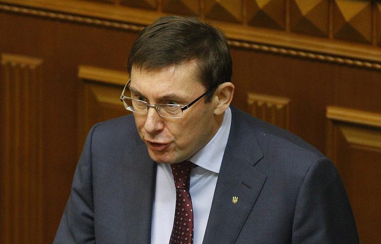 Генеральный прокурор Украины связал смерть Вороненкова сКремлем иделом Януковича