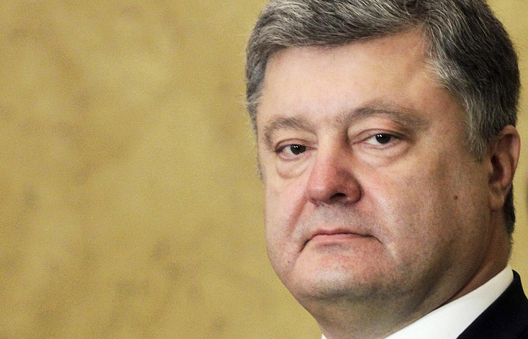 Порошенко прокомментировал убийство Вороненкова