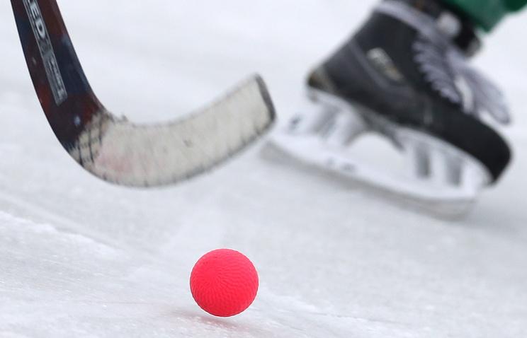 «Енисей» занял 3-е место вчемпионате РФ похоккею смячом