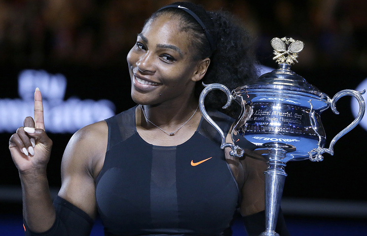 Румынский теннисист Настасе считает, что Серена Уильямс употребляла допинг