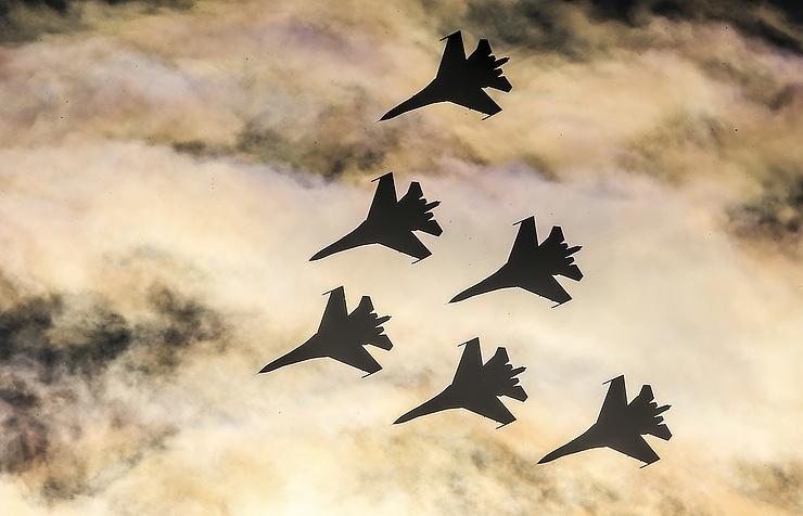 ВКрыму иВолгоградской области поучебной тревоге подняли авиацию