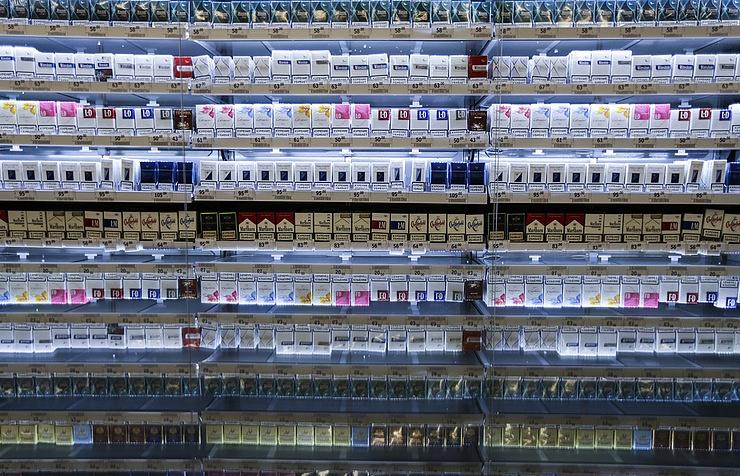 Курение убило неменее 280 тыс. граждан России в позапрошлом году