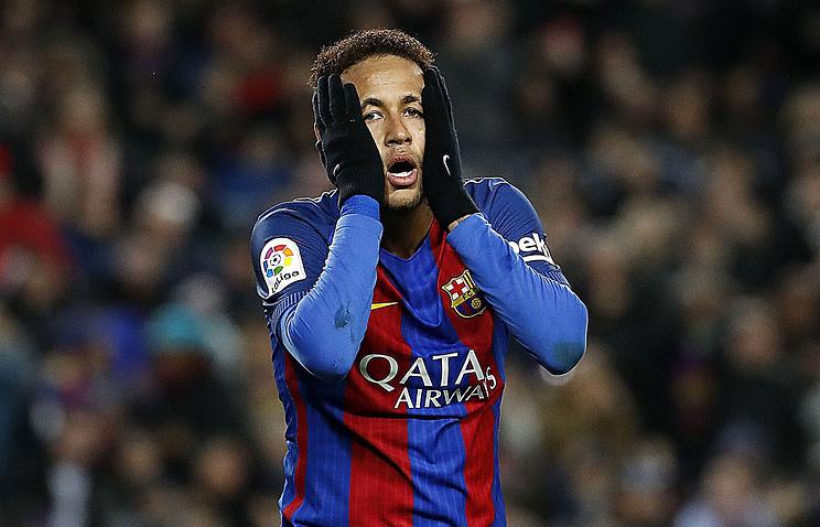 Звезду «Барселоны» могут сместить отматча года против «Реала» зааплодисменты