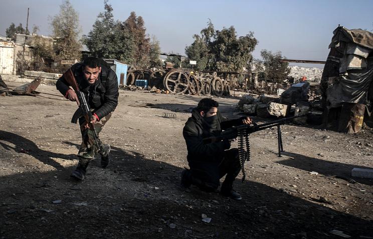 Курды разгромили отряд террористов ИГИЛ около Табки