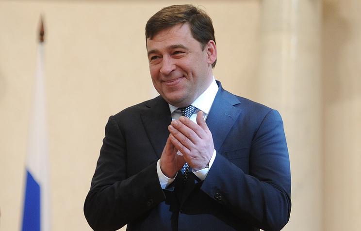 Врио главы Свердловской области заявил об участии в губернаторских выборах