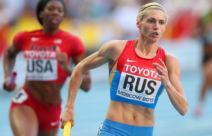 5 русских легкоатлетов сознались вупотреблении допинга