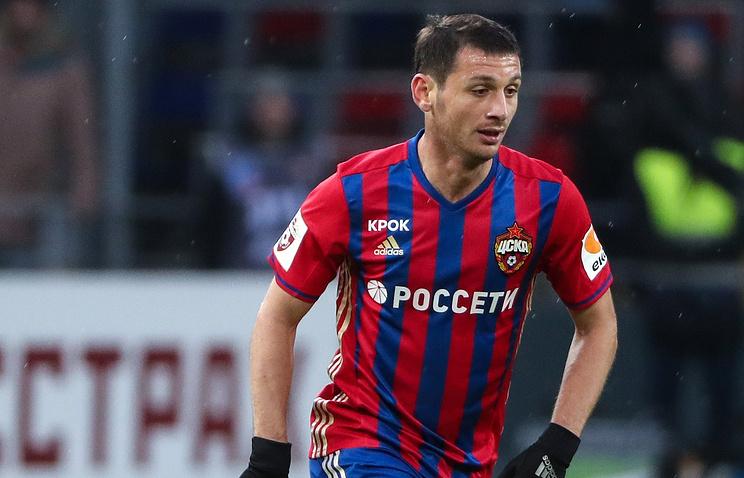 Луиз Адриано возвратится встартовый состав «Спартака» надерби против ЦСКА