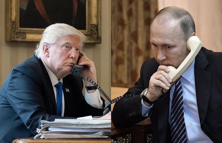 Владимир Путин иДональд Трамп приняли решение провести личную встречу летом