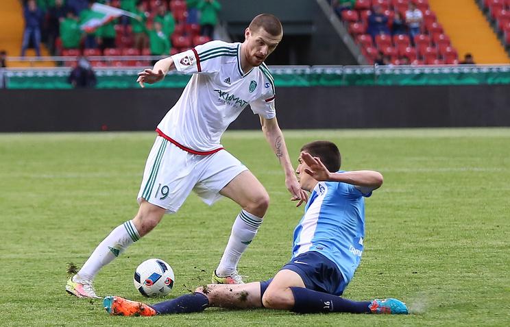 Олег Иванов может бесплатно перейти из«Терека» в«Динамо»