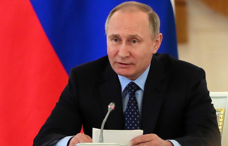Путин сказал, какие города РФ готовы принять Олимпиаду в 2028г