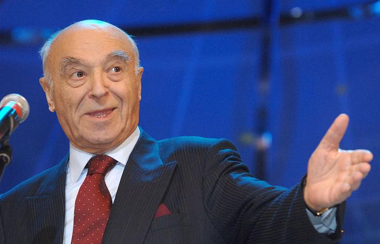 Звезда «Кавказской пленницы» Владимир Этуш отмечает 95-летний юбилей
