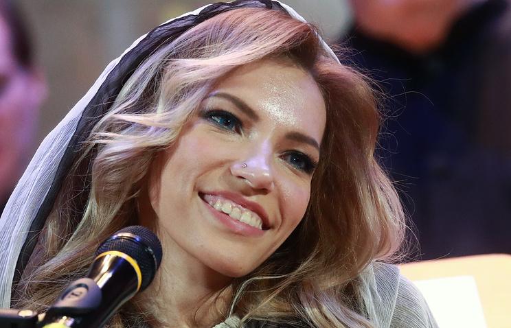 Песню, подготовленную для «Евровидения», Самойлова споет вСевастополе