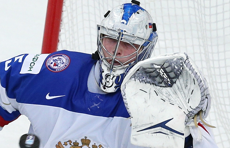 Сборная России одержала четвертую победу подряд начемпионате мира похоккею