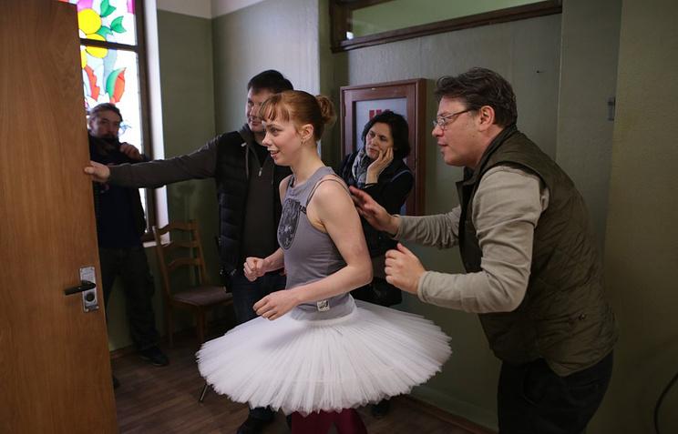 Уфимские артисты балета посетили кинокартину Валерия Тодоровского «Большой»