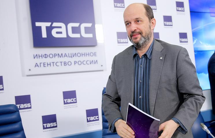 Советник президента РФ по интернету Герман Клименко
