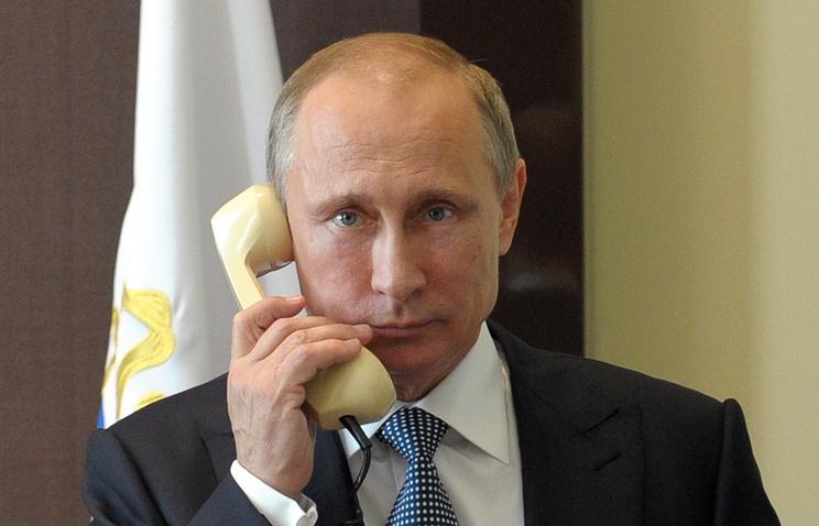 Владимир Путин иЭмманюэль Макрон обсудили потелефону предстоящие личные контакты