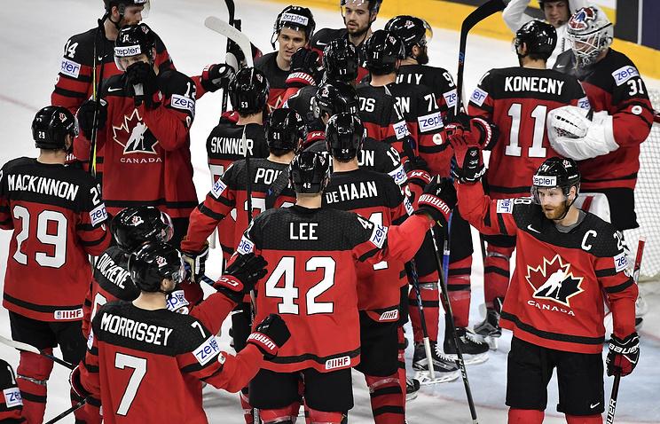Канадский хоккеист: Вполуфинале ЧМ-2017 РФ нас уничтожит