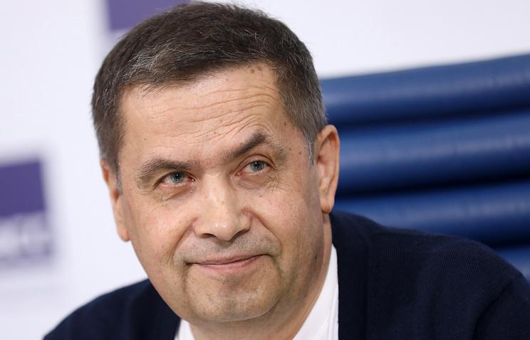 """Лидер группы """"Любэ"""" Николай Расторгуев"""