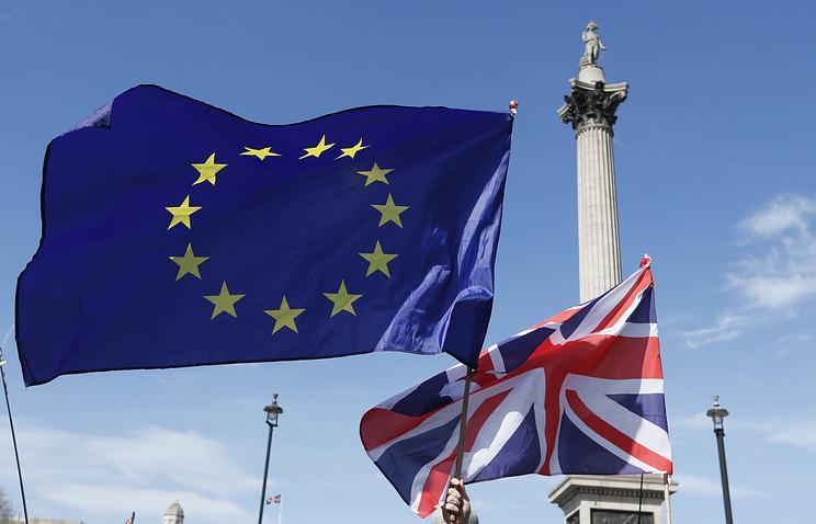 EC запланировал старт переговоров сЛондоном поBrexit